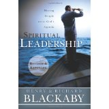 Book Illustration: Spiritual Leadership by Henry and Richard Blackaby
